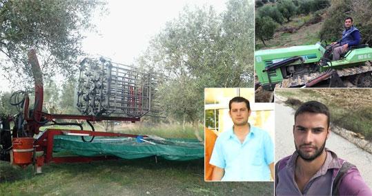 Ο καλύτερος νέος αγρότης στην Ε.Ε είναι Ελληνας βιοκαλλιεργητής. Μεγάλη διάκριση για τη χώρα μας